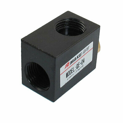 """One Way Air Gas Pneumatic Quick Exhaust Valve G1/2"""""""