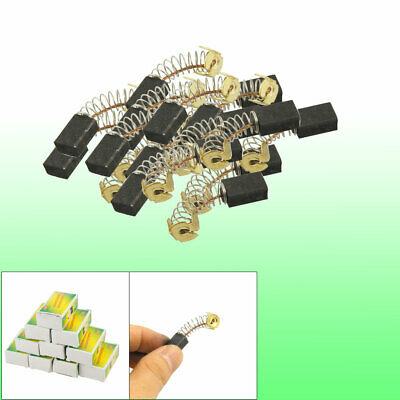 """20 Pcs Electric Drill Motor Carbon Brushes 9/16"""" x 3/8"""" x 7/32"""""""