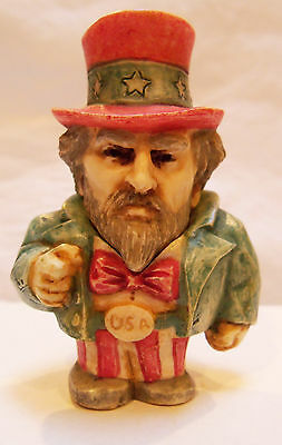 Uncle Sam Harmony Ball Pot Belly