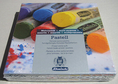 Schmincke Soft Pastel Set - 18 Colours Assorted