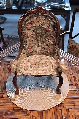 Mosaic Antique Chair Eclectic Pique Assiette