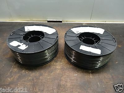"30# NEW 1/16"" Esab Dual Shield 8100-Ni2 Welding Wire Rod 2 x 15# Flux Cored T1"