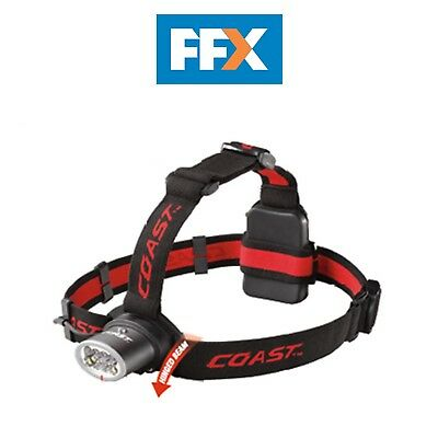 Coast HL44 White / Red LED Head Torch