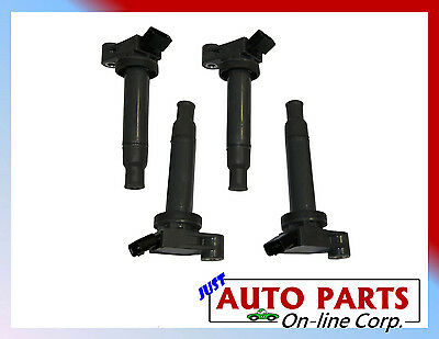 Toyota pick up Tundra Tacoma 4Runner 4 pcs New Ignition coils Lexus IS F SCION
