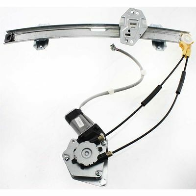 New Window Regulator Glass Front Passenger Right Side with motor Power RH Hand