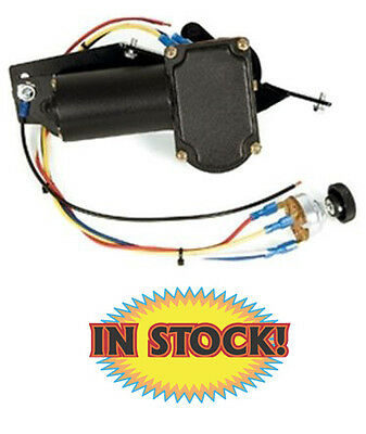 New Port Engineering 1955-56 Buick Special and Century Wiper Motor Kit NE5556BK