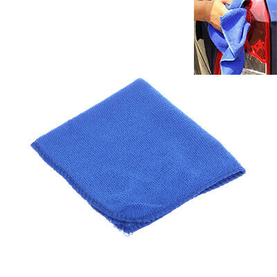6PCS Car Cleaning Wash Polish Clean Cloth Microfiber Towel 30X30cm Super Soft