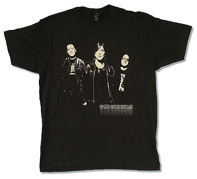 "Goo Goo Dolls ""shadow Photo Tour 2013"" Black T-Shirt Magnetic New Official Adult"