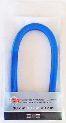 Koh-I-Noor Flexible French Curves - Choice of Sizes: 30, 40, 50, 60 or 80cm