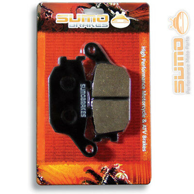 Yamaha Rear Hi Performance Brake Pads YZF-R6 & YZF-R1 (2005-2015) FZ8(2011-2013)