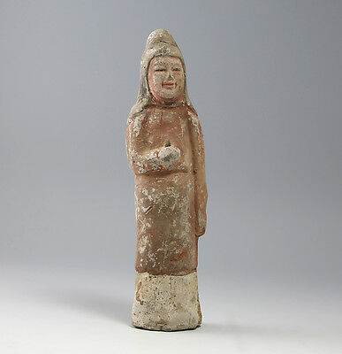 Chinese Tang Dynasty attendant