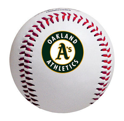 Oakland A's Rawlings Commemorative Baseball
