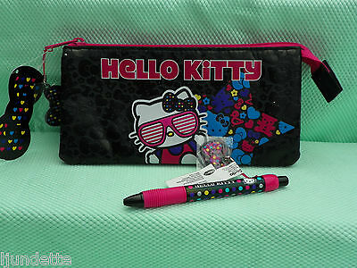 Hello Kitty *-* Trousse  + Stylo Bille