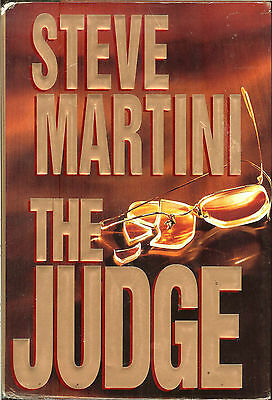 The Judge - 1996 HB novel by Steve Martini