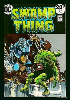 Swamp Thing #6 NM+ 9.6  Tongie Farm Collection