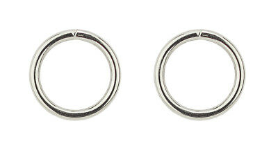 50 - 1/2 Inch Welded O-Rings Closeout