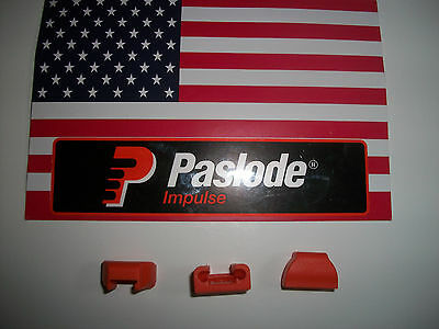 """NEW""  Paslode 901048 No Mar Tips HARD (3 Tips) IM200-F18 901000"
