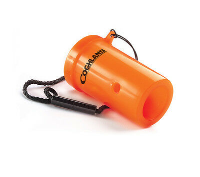 Coghlan's Emergency Survival Horn: 120dB Rescue Signal Louder than Whistle