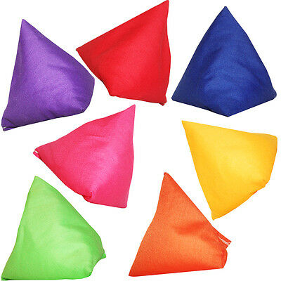 Jac Products Juggling Tri-It Pyramid Throwing Bean bags (Price is per beanbag)