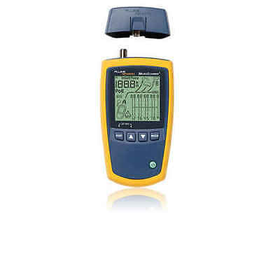 Fluke Networks MS2-100 MicroScanner2 Cable Verifier - RJ-45 10/100/1000Base-T