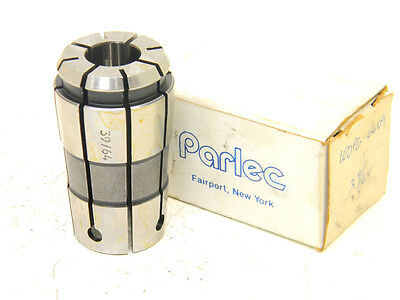 "New Surplus Parlec 39/64"" Single Angle Tg100 Collet .6093"" Tg-100"