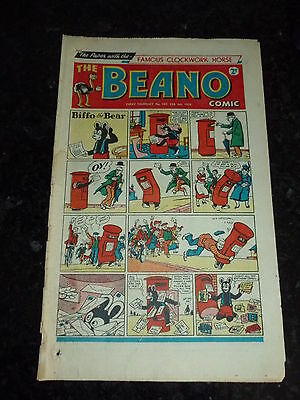 THE BEANO Comic - Issue No 394 - Date 04/02/1950 - UK Paper Comic