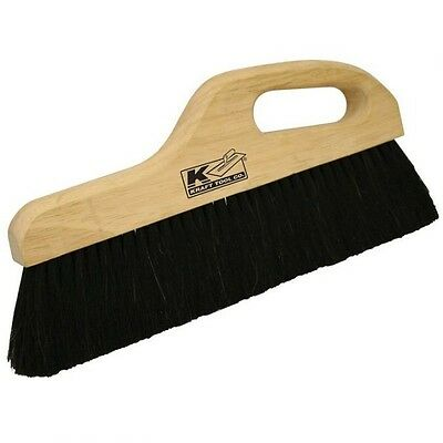"Concrete Finishing Broom Hand Held 12"" Horsehair 18426"