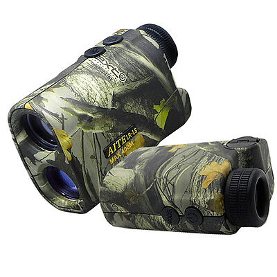 Aite 400M Camouflage Laser Speed Range Finder Bow Hunting Deer Shooting Camo
