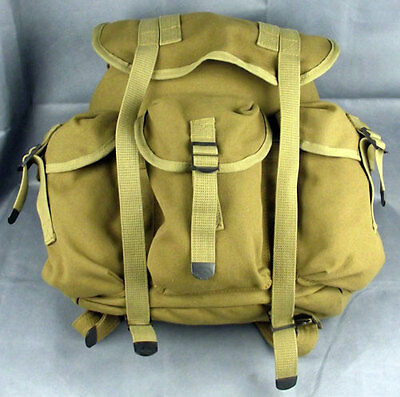 Us Army Style Haversack Backpack Bag-L318