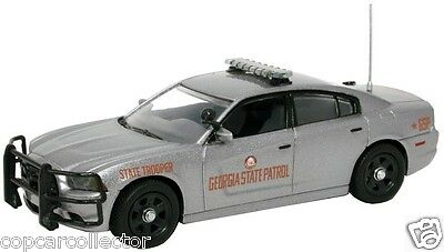 First Response 1/43 Georgia State Police GSP 2012 Dodge Charger