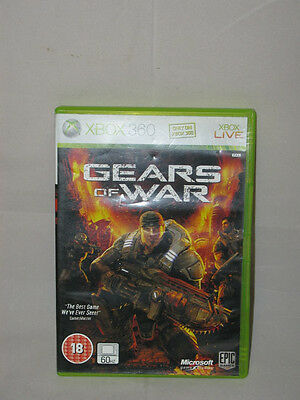 Gears of War  GOW for Microsoft Xbox 360