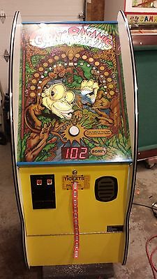 GOIN' BANANA'S SKILL REDEMPTION ARCADE MACHINE
