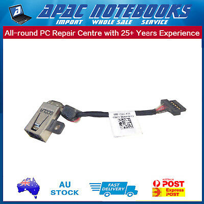 NEW DC Power Jack with cable for DELL Dell XPS 12 9Q33 NVR98 #14.E