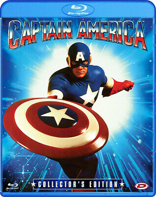Captain America - The First Avenger Marvel (Collector's Edition) (Blu-Ray) DYNIT