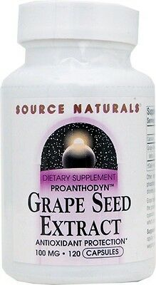 Grape Seed Extract  Proanthodyn  100mg 120 cap