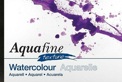 Daler Aquafine Jumbo Watercolour Pad 140lb / 300gsm - A3 Texture - 50 Sheets