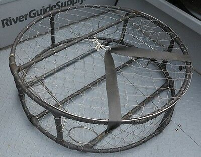 HEAVY DUTY Crab Pot Commercial Grade & Handcrafted in Oregon NEW