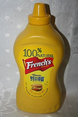 French's Classic YELLOW MUSTARD 850g bottle