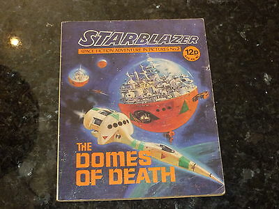 STARBLAZER Comic - No 2 - Date 1979 - D C Thomson Comics