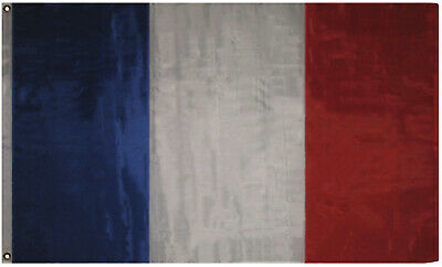 3x5 France French Super-Poly Flag 3'x5' Banner Brass Grommets