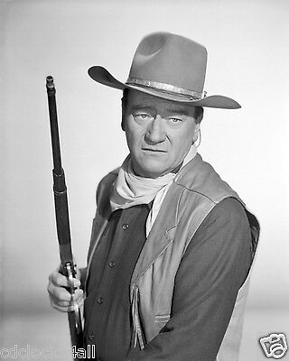 John Wayne / Duke 8 x 10 / 8x10 GLOSSY Photo Picture IMAGE #4