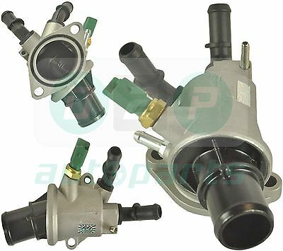 for Vauxhall Vectra C 1.9 CDTI Thermostat + Housing + Temp. Switch 55203388