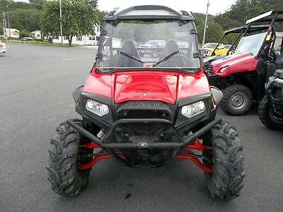 2013 Polaris RZR S 800 800S Red Used Many Extras Roof Doors Bumpers NO FEES