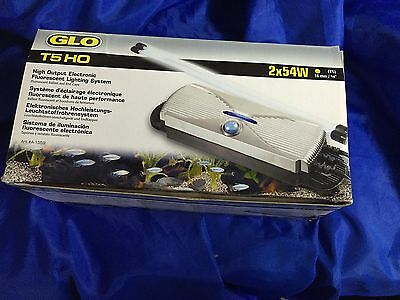 HAGEN GLO T5 AQUARIUM LIGHTING STARTER UNIT BALLAST twin 54W