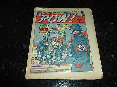 POW! Comic - No 17 - Date 13/05/1967 - Power Comic