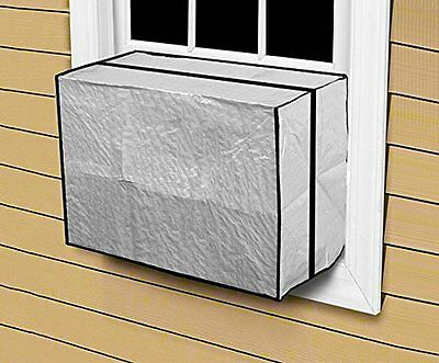 Outdoor window air conditioner cover 18quot x 27quot x 16 for Carrier air conditioner covers exterior
