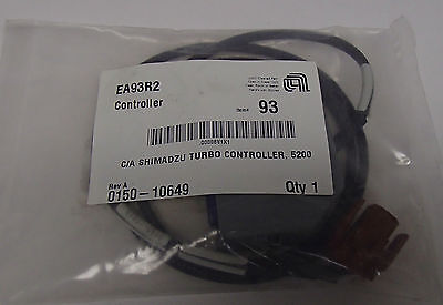 AMAT 0150-10649 C/A SHIMADZU TURBO CONTROLLER 5200 cable Assy Applied Materials