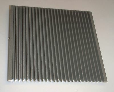 Applied Materials 0040-21419 aluminum heat sink with fins