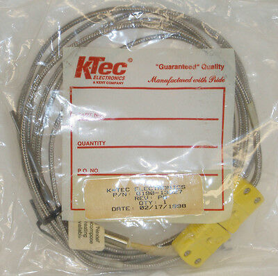 Applied Materials 0190-13327Thermocouple Assembly with Extender Cable