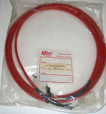 """Applied Materials 0150-13043 Cable Heater Cham. """"C"""" TEOS Line BP"""